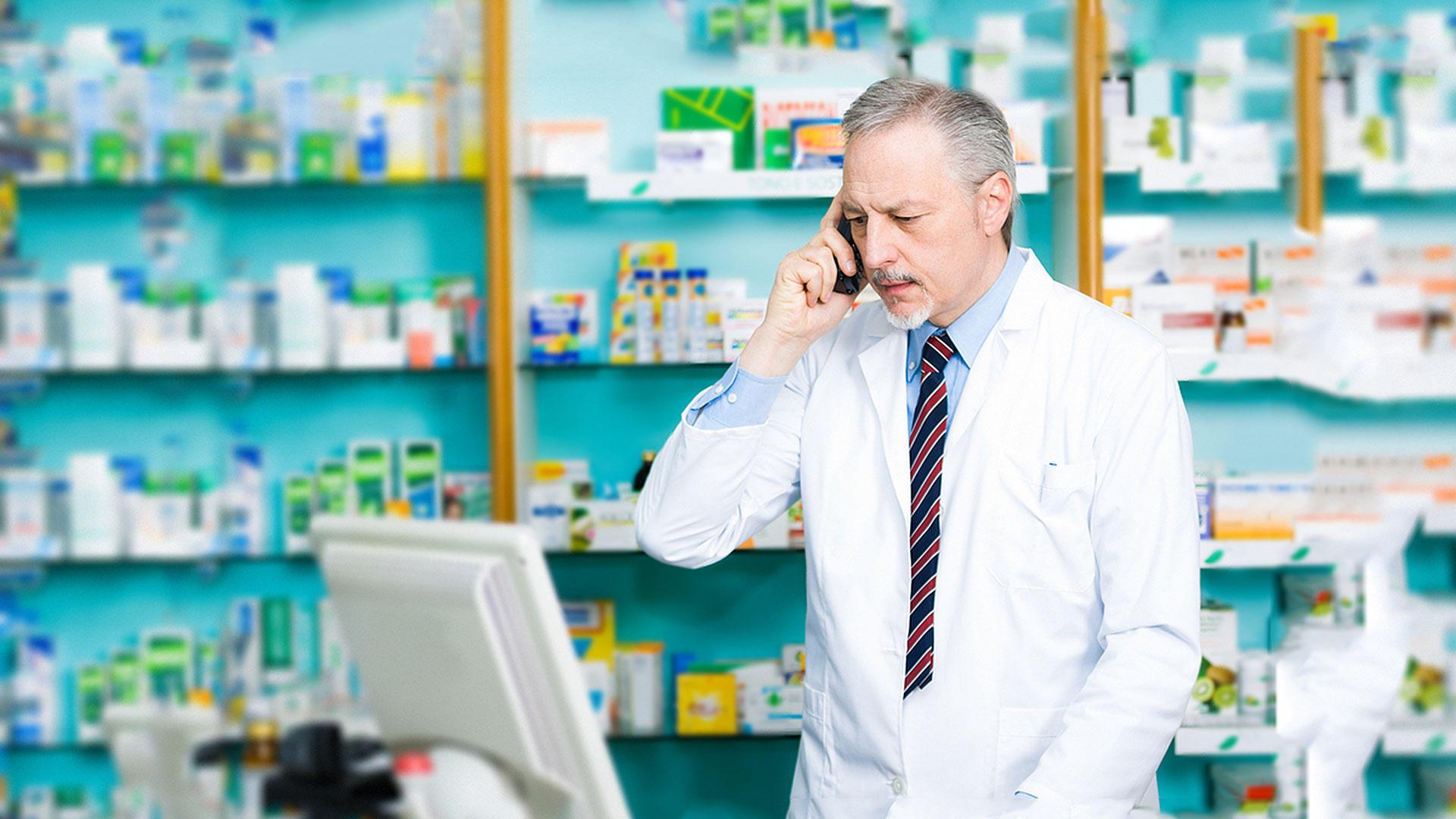 Medsync Pharmacy Home
